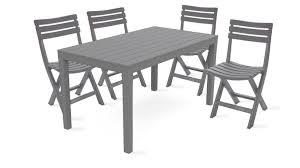 chaise jardin plastique table jardin en pvc table et chaise jardin plastique fauteuil de