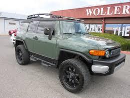 Wollert Automotive - 2013 Toyota Fj Cruiser Lift