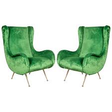 Pair Of Emerald Green Vintage Armchairs In The Style Of Marco ... Eloquence One Of A Kind Vintage Armchair Louis Xv Serpentine Cream Armchairs 1940 French Country Style Pair Swiss Ds 31 2 Seater Sofa And Swivel From De By Gigi Radice For Minotti Set Sale At With Rush Seats Adorable Home Jan Vank Pamono Exquisite Wingback Chairs Antique Leather Club Oval