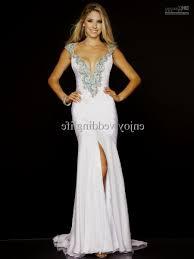 dresses for prom white naf dresses