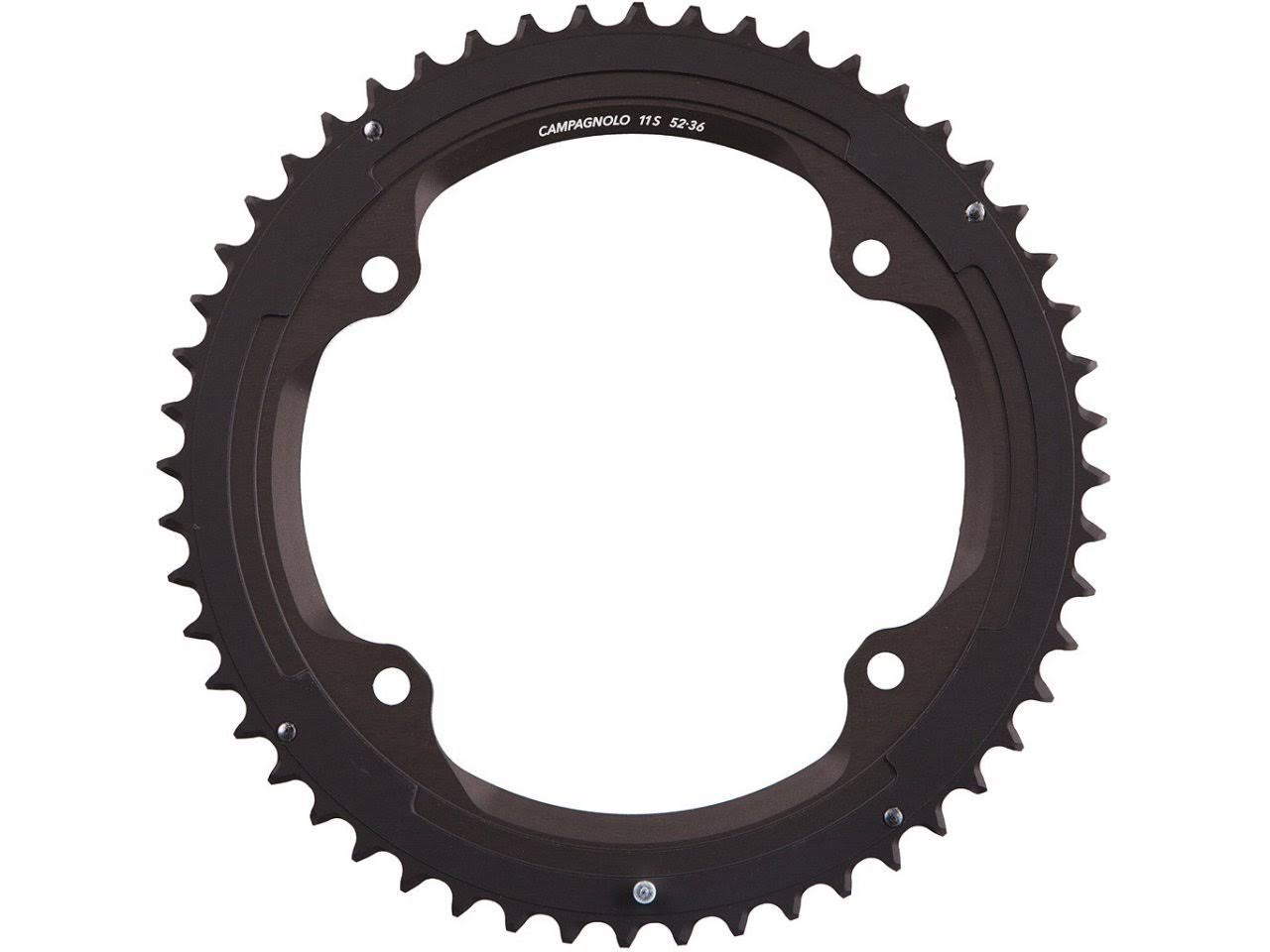 Campagnolo 11-Speed Chainring & Bolt Set - 50 Tooth