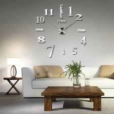 wall clocks for living room india