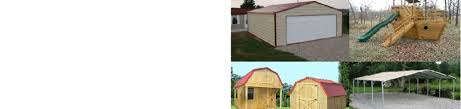 Pre Built Sheds Canton Ohio by Rent To Own Sheds Barns Mini Barns Playhouses Log Cabins