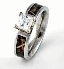 Camo Wedding Rings for Women 36 Best Camo Wedding Rings