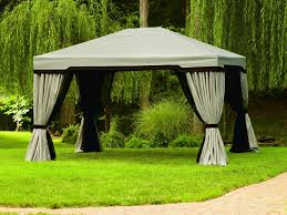 Offset Patio Umbrella With Mosquito Net by Garden Garden Treasures Replacement Parts Replacement Parts For