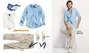 What To Wear Men Summer 2012