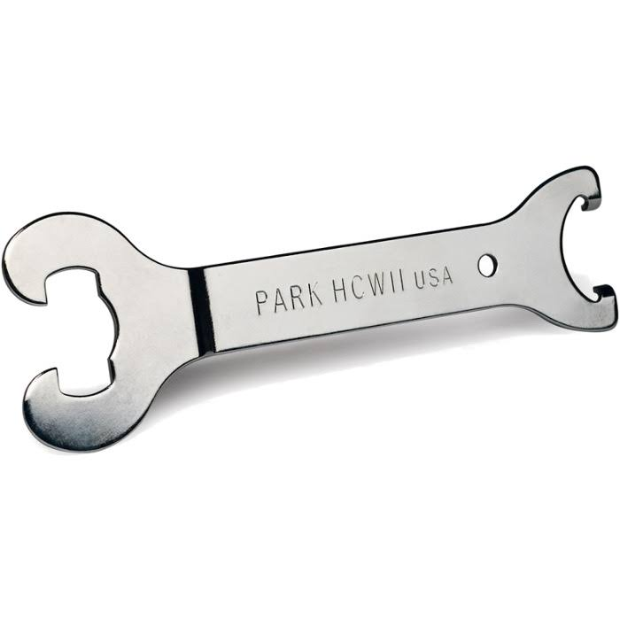 Park Tool Slotted Bottom Bracket Adjustable Cup Wrench - 16mm