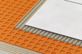 Unmodified Thinset For Glass Tile by Schluter Ditra U0026 Ditra Xl Uncoupling Ditra Membranes