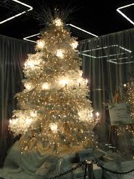 Festival Of Trees 7chandelier Christmas Tree