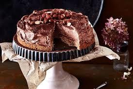 buchweizen schokomousse torte