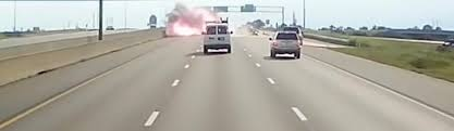 100 Truck Dash Cam Ers Dash Cam Filmed Moment Man Rescues Family From