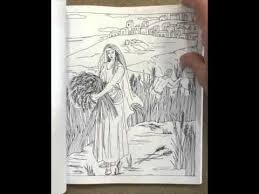 The Bible Coloring Book Inspiring Scenes And Scripture From Old Testament Paperback