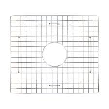 Kitchen Sink Grid Stainless Steel by Gr1715 Kitchen Sink Rack Large Basin 17 25 X 15 25 Native Trails
