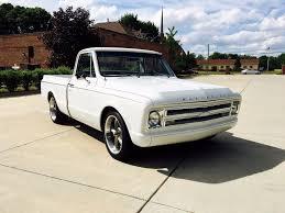 100 1968 Chevy Trucks For Sale Custom Chevrolet C 10 Pickup Vintage For Sale