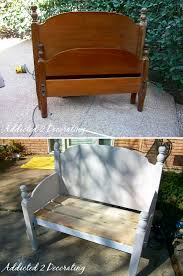 Old Woodworking Benches For Sale by For All Those Twin Head And Foot Boards For Sale At Yard Sales