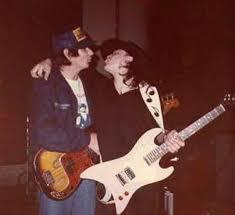 Stevie Ray Vaughans Kurt Hendrick Guitar
