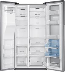 Samsung Counter Depth Refrigerator by Samsung Showcase 21 5 Cu Ft Counter Depth Side By Side
