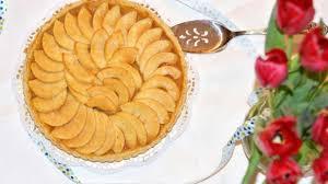 tarte sucree sans pate tarte aux pommes sans sucre ajouté recette par cooking and bon
