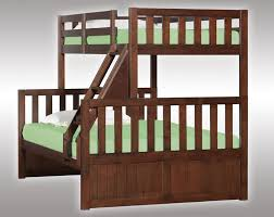 wood different size bed set simmons mission hills twin full bunk