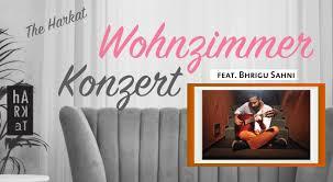 book tickets to wohnzimmerkonzert ft singer songwriter