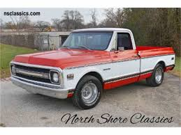 1970 Chevrolet C10 For Sale | ClassicCars.com | CC-1061351 1970 Chevrolet C10 Cst10 Matt Garrett Junkyard Find The Truth About Cars For Sale 2036731 Hemmings Motor News Pickup Truck Youtube Hot Rod Network Leaded Gas Classics Street 2016 Goodguys Nashville Nationals To 1972 Sale On Classiccarscom Gateway Classic 645dfw Panel Delivery W287 Indy 2012 Chevy Of The Year Late Finalist