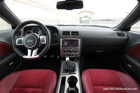 2013 Dodge Challenger SRT8 Interior Dashboard Driver s side