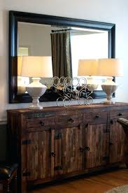 Expandable Buffet Table Dining Room A Fancy Decor Ideas For