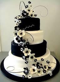 Elegant Wedding Cakes 54a0ffdf607cf 1024x1410 Black And White