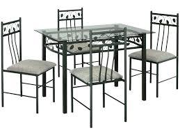table et 4 chaises table et chaise cuisine pas cher ensemble table 4 chaises shangaa