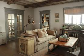 Beautiful Rustic Elegant Nordic French Farmhouse Living Room Found On Hello Lovely