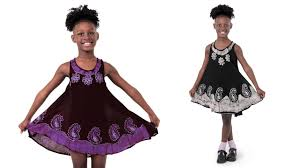 African Clothes For Children Girls Africa Imports