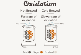 Science Of Coffee Hot Vs Cold Brewed