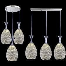neue moderne kristall vase esszimmer pendelleuchte wohnzimmer pendelleuchte luxusmode kristall flur flur hängen le