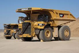 100 Cat Mining Trucks Large Specalog For 795F AC Truck AEHQ688201