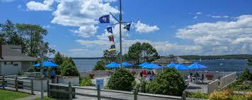 Maine Oceanfront Restaurant