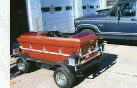This Coffin Car Is For Sale On Craigslist For $1500 | Complex