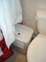 Dehumidifier Small Bathroom by Dehumidifier For Bathroom Without Vent Bathroom Ideas
