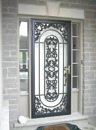 Menards Patio Door Screen by Menards Front Doors Jeldwen 422 Steel Glass Panel Exterior Door