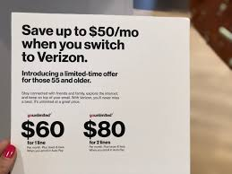 Does Verizon Wireless Offer The Best 55+ Plan For Seniors?