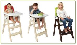 amazon com oxo tot sprout high chair green walnut childrens