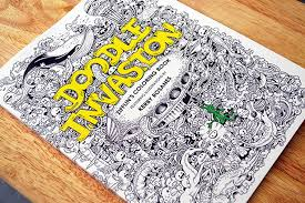 Doodle Invasion Coloring Book 15