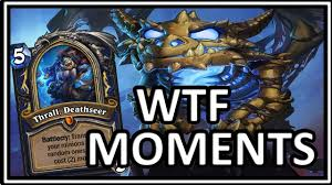 Alarm O Bot Deck Lich King by Hearthstone Frozen Throne Moments Funny And Lucky Moments