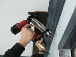 Wood Floor Nailer Gun by Install Tongue And Groove Wood Floors On A Ceiling Hgtv