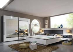 xora schlafzimmer in graphitfarben weiß graphitfarben weiß