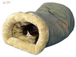 Burrowing Dog Bed by Sunglasses Store