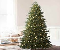 Slim Pre Lit Christmas Trees by Prelit Led Artificial Christmas Tree With Green Frame Pink Prelit