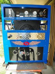 TRUCK MOUNT CARPET & Tile Cleaning Machine 47 XL BIG BAD BOY 32.5 HP ...