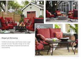 Garden Treasures Patio Furniture Manufacturer by Shop The Yorkford Patio Collection On Lowes Com