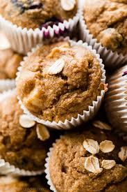baby apfel bananen hafer muffins rezepte eın