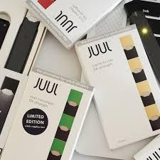Juul Halts Online Sales Of Some Flavored E-Cigarettes - WSJ